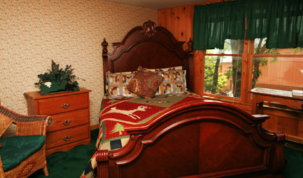 bed and breakfast inn Sevierville Tennessee
